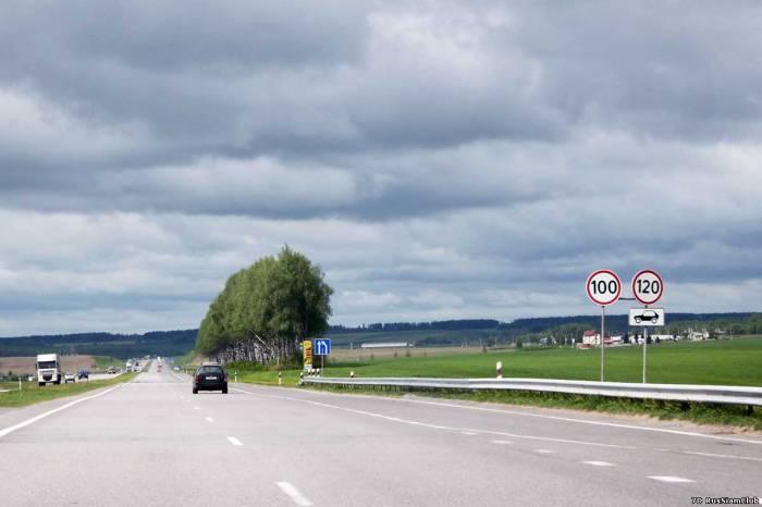 дороги в белорусии