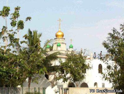 церковь сергия радонежского на острове чанг