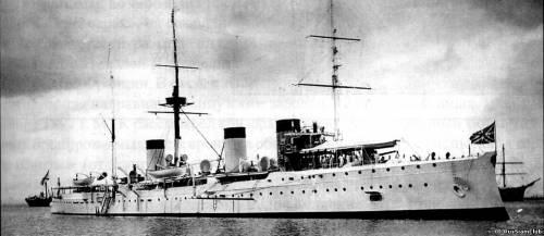 легкий крейсер «жемчуг»